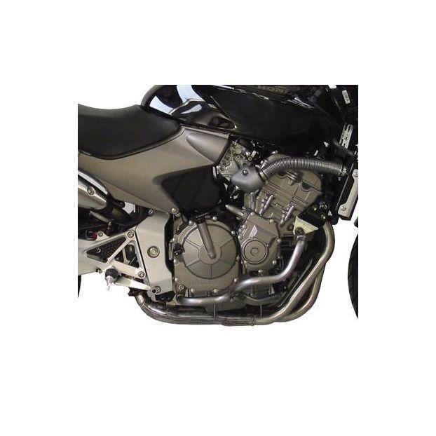 Protetor de motor Givi TN368 para CB 600F Hornet 05 até 07  - Nova Suzuki Motos e Acessórios