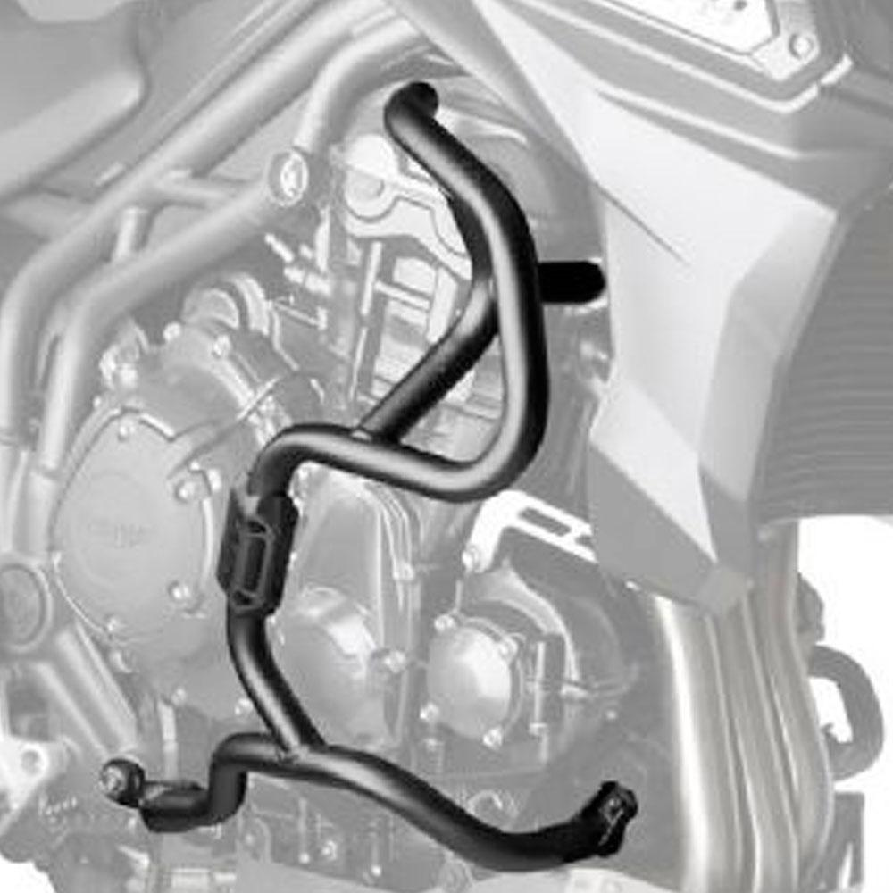 Protetor de motor Givi TN6403 p/ Triumph Tiger  Explorer 1200 12-16 / Tiger 800/XC 11 à 15   (CONSULTE-NOS)  - Nova Suzuki Motos e Acessórios