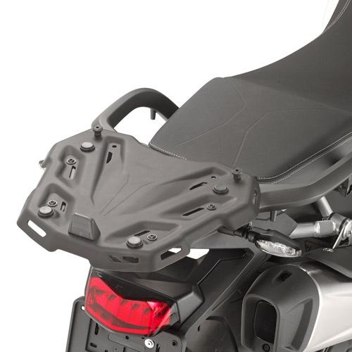Rack Traseiro Givi SR6415 Triumph Tiger 900 2020 - Pronta Entrega  - Nova Suzuki Motos e Acessórios