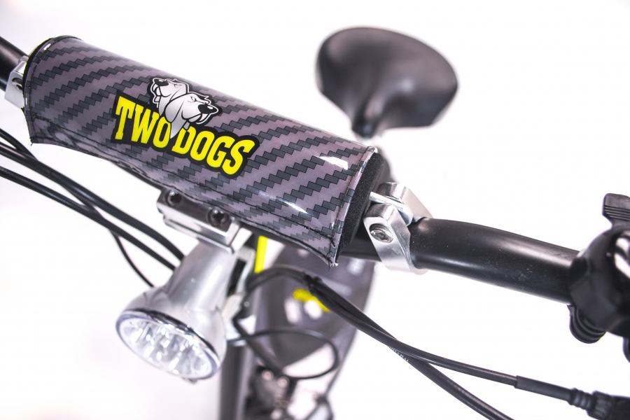 Scooter Elétrico Two Dogs 800w (Bicicletinha)  - Nova Suzuki Motos e Acessórios