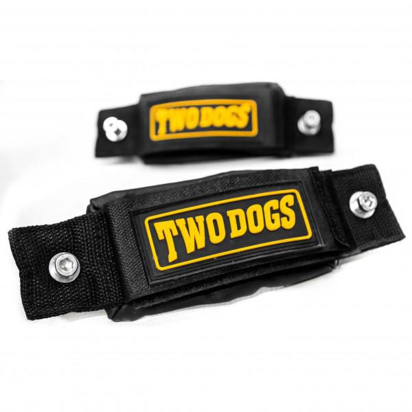 Skate Elétrico Two Dogs Off Road 1600W Amarelo  - Nova Suzuki Motos e Acessórios