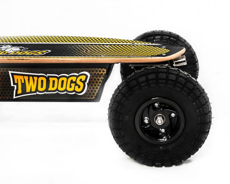 Skate Elétrico Two Dogs Off Road 800W G2  - Nova Suzuki Motos e Acessórios