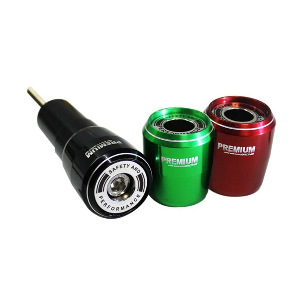 Slider Dianteiro Motor Premium Racing P/  BMW S1000 R e S1000 RR  - Nova Suzuki Motos e Acessórios
