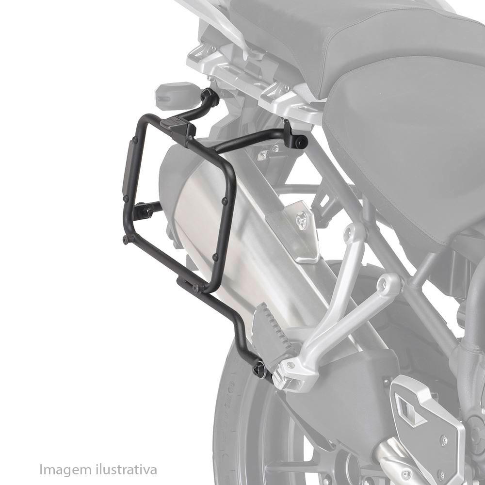 Suporte Lateral PLR6404 - Tiger Sport 1050 - 13-17 (Pronta Entrega)  - Nova Suzuki Motos e Acessórios