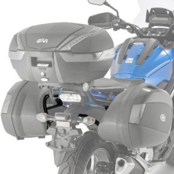 Suporte lateral PLX1146  - Nova Suzuki Motos e Acessórios