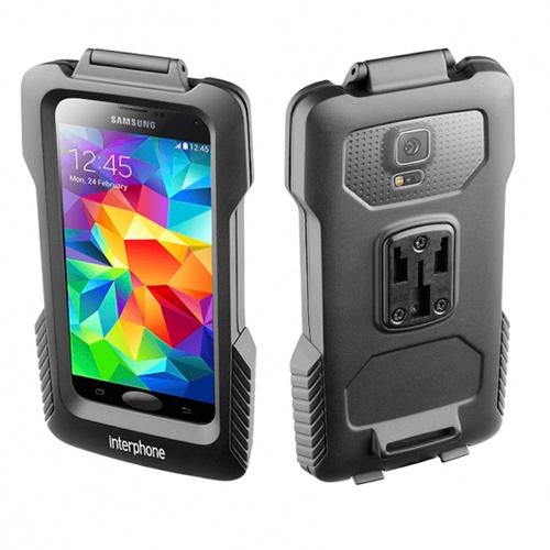 Suporte de Telefone Para Moto ProCase GALAXY S5 (Interphone)  - Nova Suzuki Motos e Acessórios