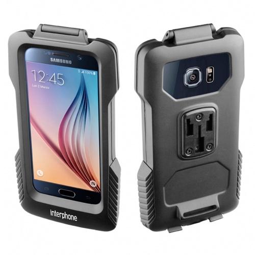 Suporte de Telefone Para Moto ProCase GALAXY S6 (Interphone)  - Nova Suzuki Motos e Acessórios
