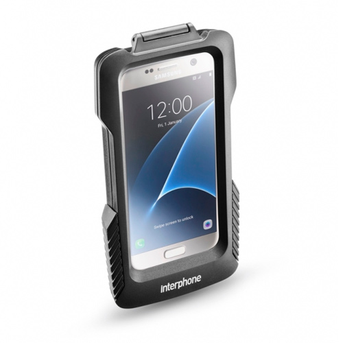 Suporte de Telefone Para Moto ProCase GALAXY S7 (Interphone)  - Nova Suzuki Motos e Acessórios