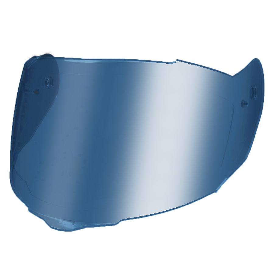 Viseira Nexx Sx100 / Sx100R Espelhada Azul Original   - Nova Suzuki Motos e Acessórios