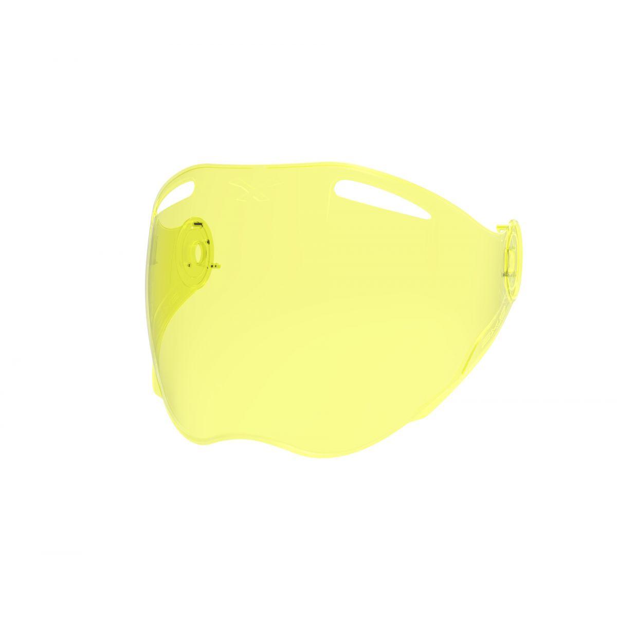 Viseira Nexx SX10 Amarelo   - Nova Suzuki Motos e Acessórios