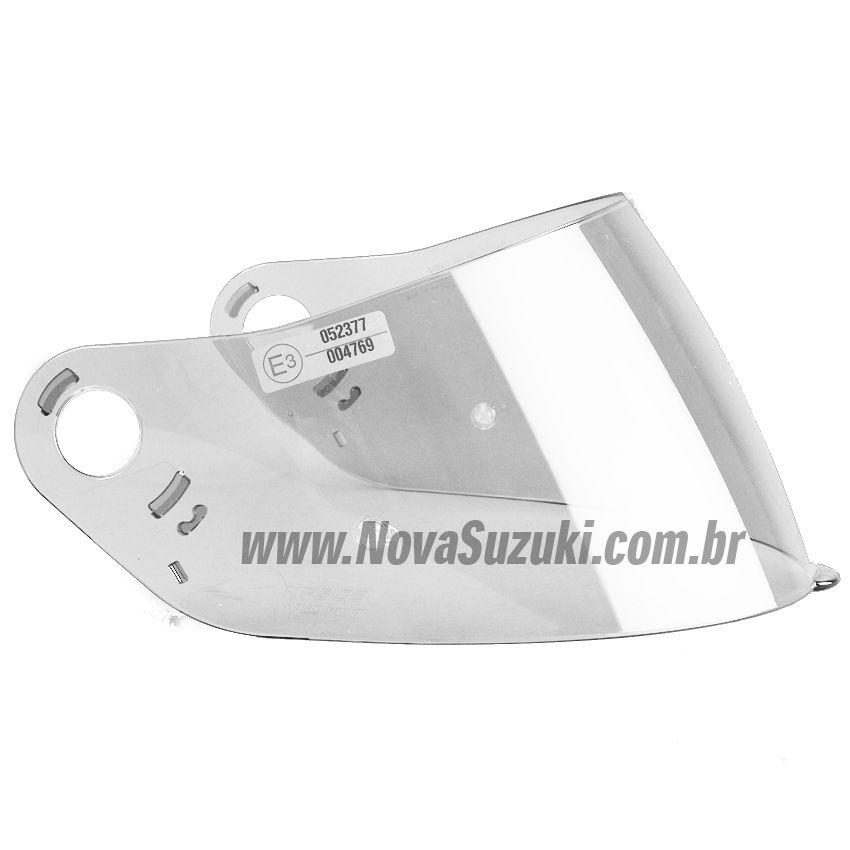 Viseira Nolan N62,N63,N64 Cristal  - Nova Suzuki Motos e Acessórios