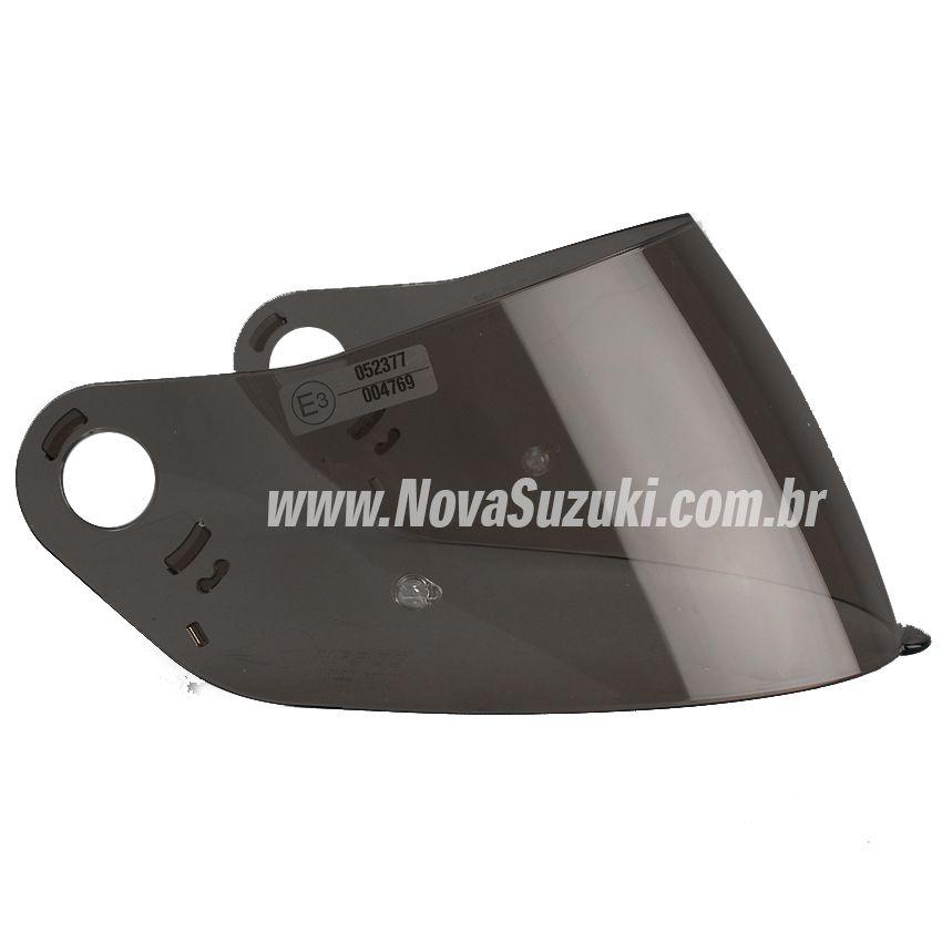 Viseira Nolan N62, N63, N64 Fumê  - Nova Suzuki Motos e Acessórios