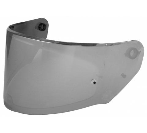 Viseira Stream Iridium Silver  - Nova Suzuki Motos e Acessórios