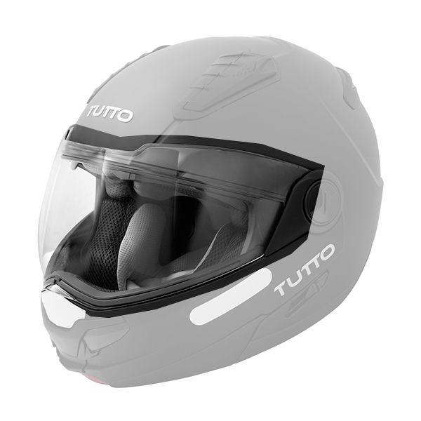 Viseira Tutto Moto Cristal Open Flex - Capacete Articulado  - Nova Suzuki Motos e Acessórios