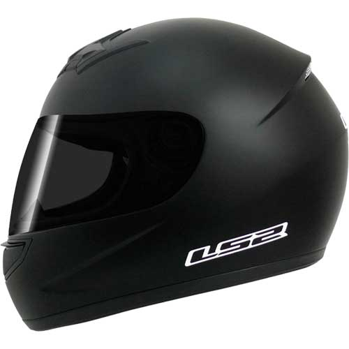 Capacete LS2 FF350 MonoColor - Preto Fosco GANHE BALACLAVA - Super Bike - Loja  Oficial Alpinestars ... c8b469731b5