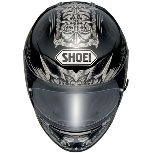 Capacete Shoei XR-1000 Diabolic Nightwing TC-5  - Super Bike - Loja Oficial Alpinestars