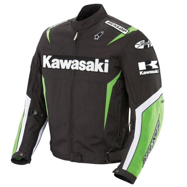 Jaqueta Joe Rocket Réplica Kawasaki SuperSport  - Super Bike - Loja Oficial Alpinestars