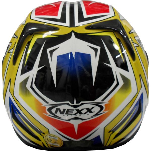 Capacete Nexx XR1R Racer Amarelo - Ganhe balaclava  - Super Bike - Loja Oficial Alpinestars