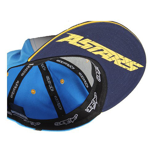 Boné Alpinestars Sparks (Azul) ÚLTIMAS UNIDADES!  - Super Bike - Loja Oficial Alpinestars