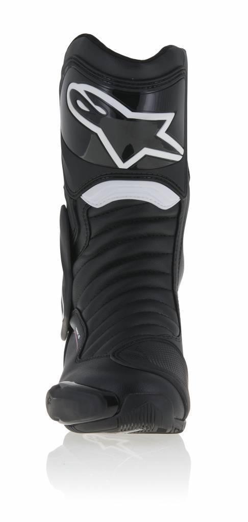 Bota Alpinestars Stella SMX-6 V2 Black/White (Esportiva)  - Super Bike - Loja Oficial Alpinestars