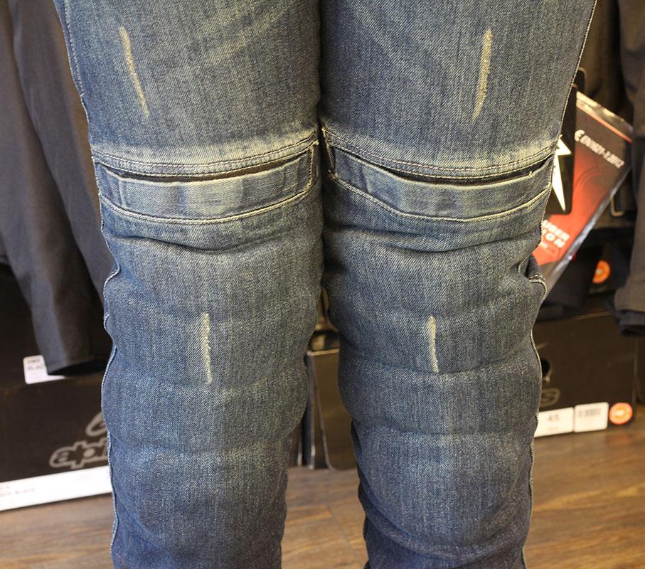 Calça Jeans HLX Concept com proteções ! - Feminina  - Super Bike - Loja Oficial Alpinestars