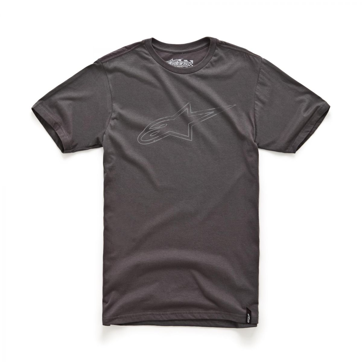 Camiseta Alpinestars Arboretum (Grafite)  - Super Bike - Loja Oficial Alpinestars