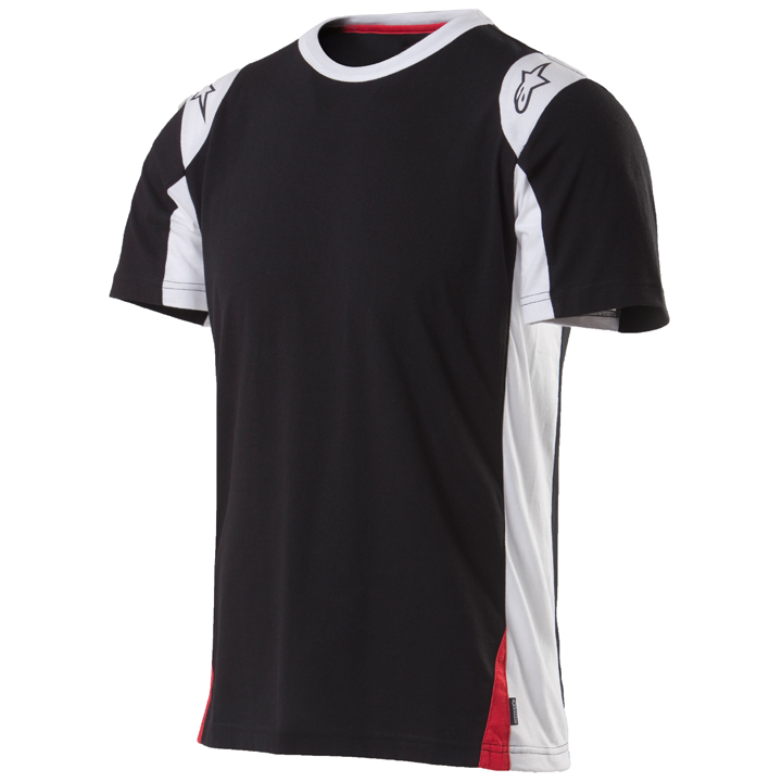 Camiseta Alpinestars Austin Preta Lançamento!!  - Super Bike - Loja Oficial Alpinestars