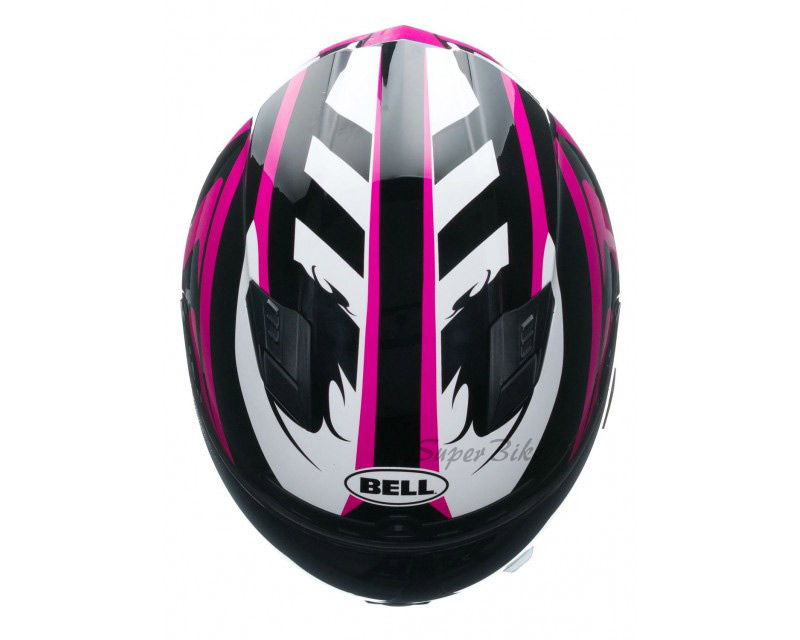 ... Capacete Bell Qualifier DLX Impulse Rosa - Super Bike - Loja Oficial  Alpinestars ... 34c86d30e09