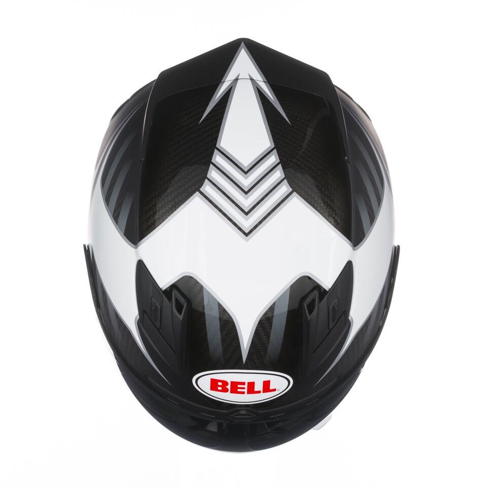 Capacete Bell Star Carbon Pinned Black  - Super Bike - Loja Oficial Alpinestars