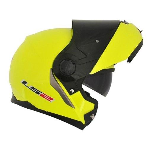 Capacete LS2 FF386 Amarelo Escamoteável - Só 60/L  - Super Bike - Loja Oficial Alpinestars