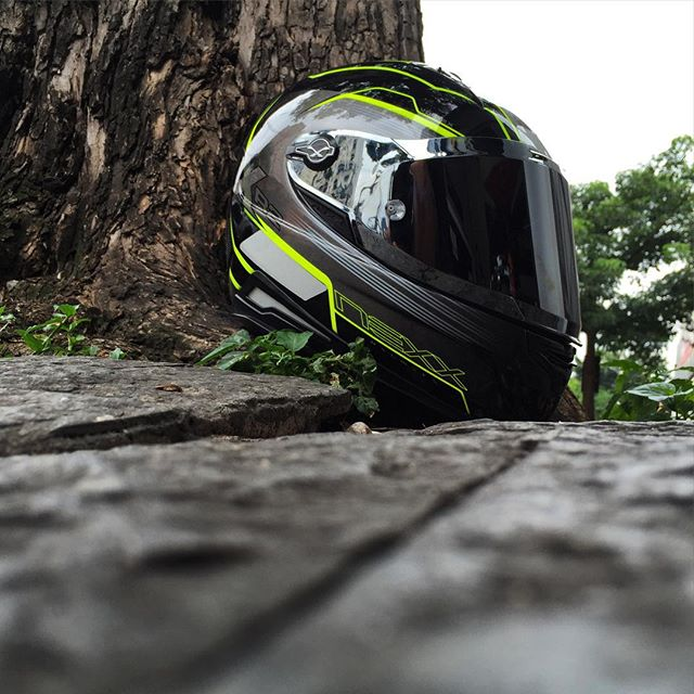 Capacete Nexx XR2 Vortex Neon  - Super Bike - Loja Oficial Alpinestars