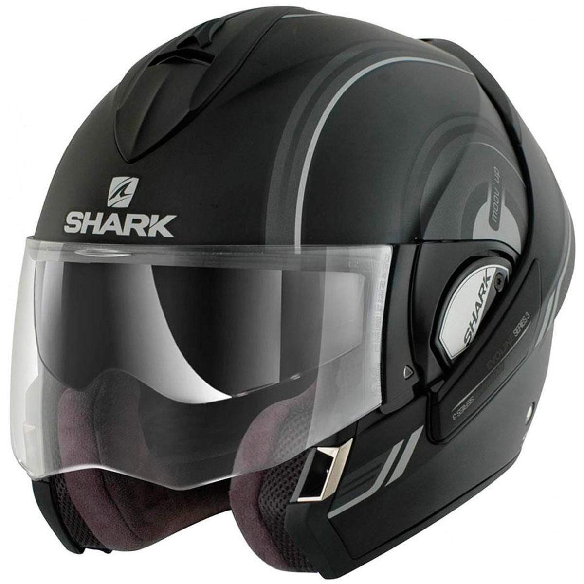 Capacete Shark Evoline Serie 3 Moov Up Matt KAW  - Super Bike - Loja Oficial Alpinestars