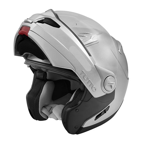 Capacete Tutto Moto Open Flex Cinza  - Super Bike - Loja Oficial Alpinestars