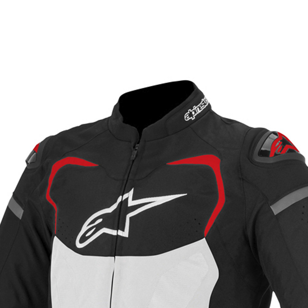 Jaqueta Alpinestars T-GP Pro Air Tricolor  - Super Bike - Loja Oficial Alpinestars