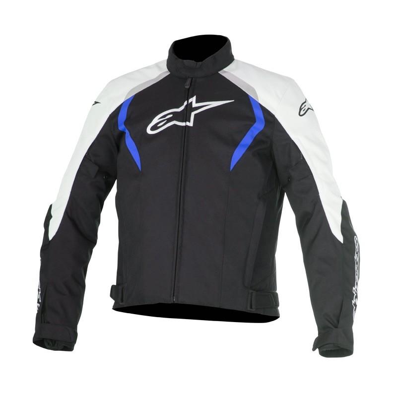 Jaqueta Alpinestars Alux Azul Impermeável  - Super Bike - Loja Oficial Alpinestars