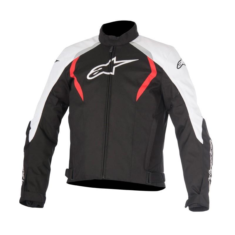 Jaqueta Alpinestars Alux Vermelho Impermeável  - Super Bike - Loja Oficial Alpinestars