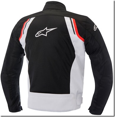Jaqueta Alpinestars AST Air Tricolor Ventilada  - Super Bike - Loja Oficial Alpinestars