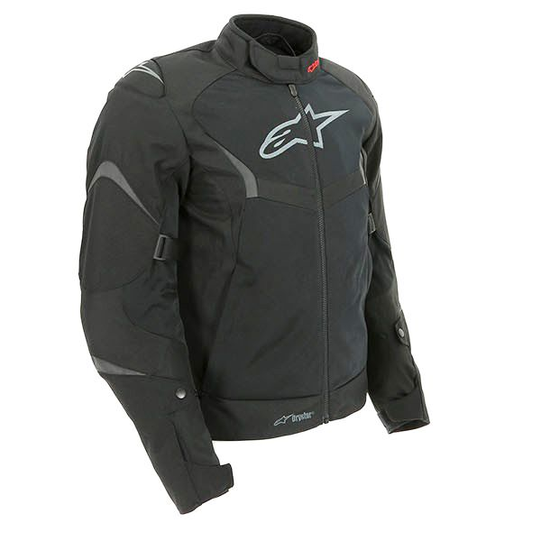 Jaqueta Alpinestars T-Core Air Preto Drystar (mais Ventilada)  - Super Bike - Loja Oficial Alpinestars