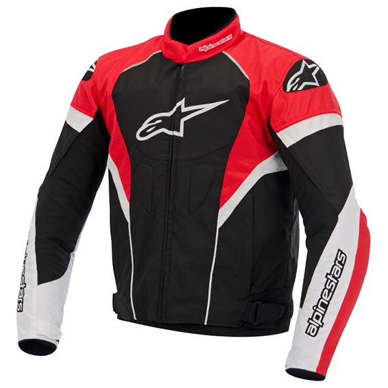 Jaqueta Alpinestars T GP Plus R (Tricolor Vermelha)  - Super Bike - Loja Oficial Alpinestars