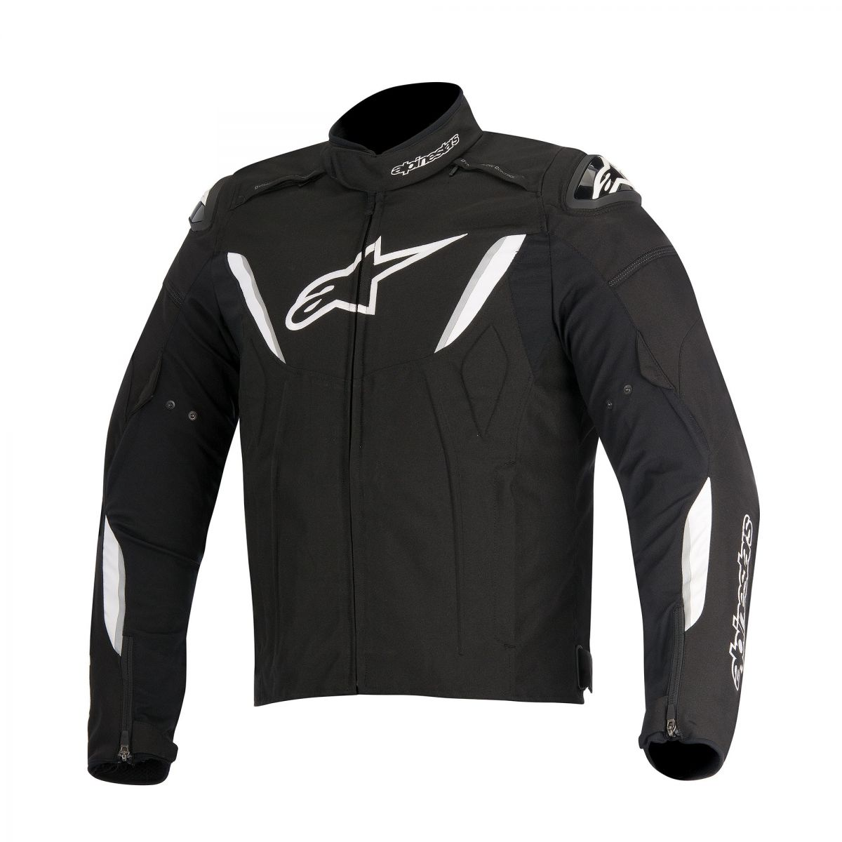 Jaqueta Alpinestars T GP R WP Impermeável Black  - Super Bike - Loja Oficial Alpinestars