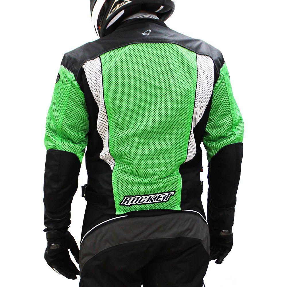 Oferta >> Jaqueta Joe Rocket Phoenix Verão Impermeável Verde  - Super Bike - Loja Oficial Alpinestars