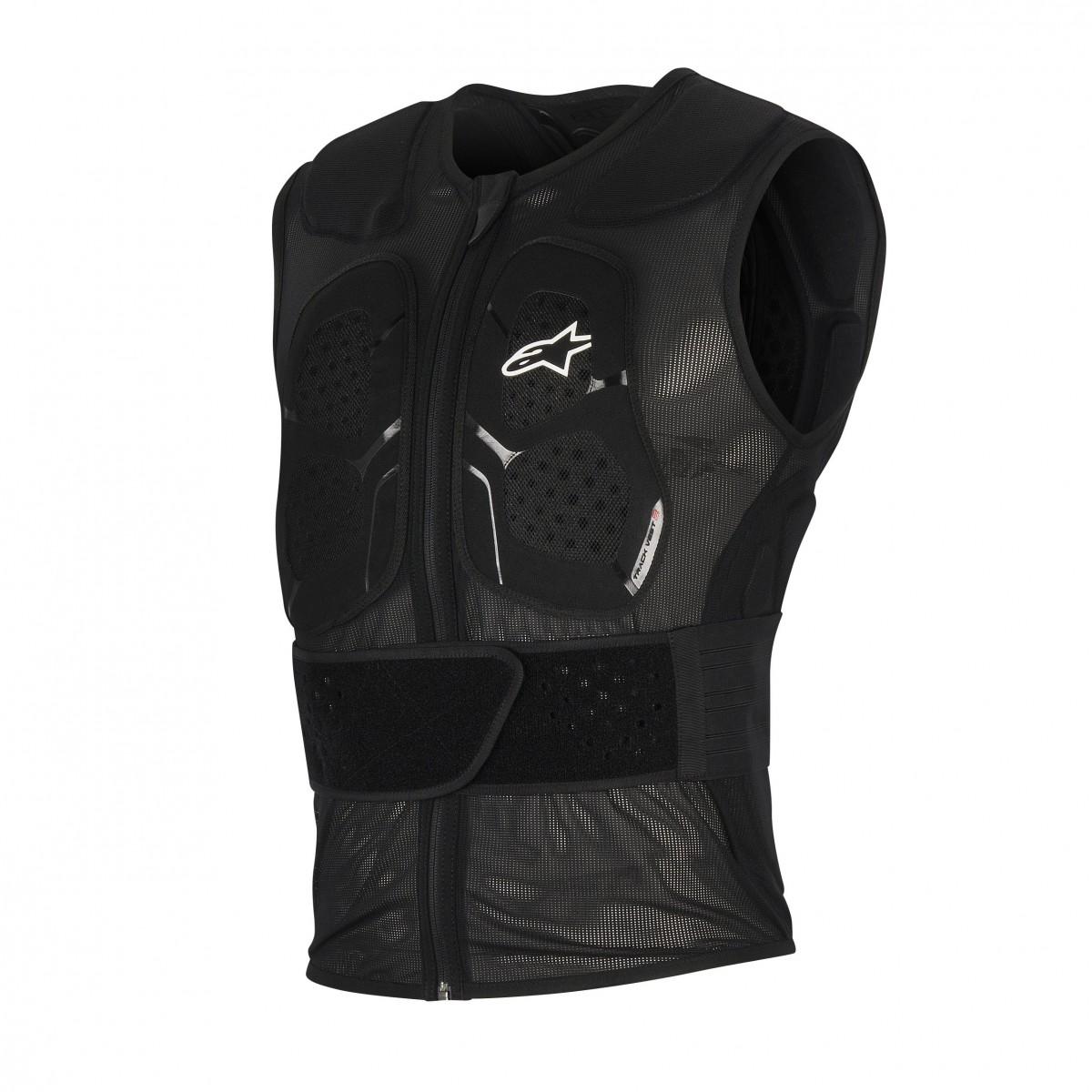 Protetor de Coluna Alpinestars Track Vest 2  - Super Bike - Loja Oficial Alpinestars