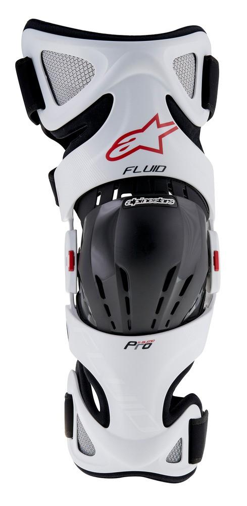 Protetor de Joelho Alpinestars Fluid Pro  - Super Bike - Loja Oficial Alpinestars