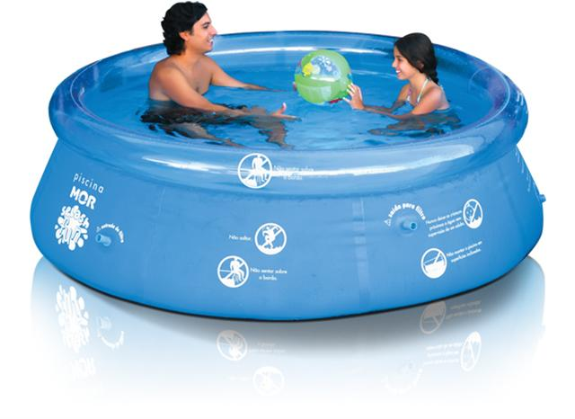 85a772e6e8 Piscina Splash Fun 2400 litros MOR 2