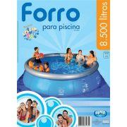 Forro para Piscina 9000 L Splash Fun MOR - 4,20m Piso