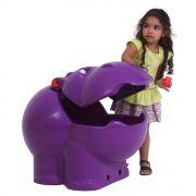Hipo Baú Infantil Guarda Brinquedos Grande - Xalingo