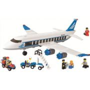 Bloco de Encaixe Avião de Passageiros 434 peças - Xalingo