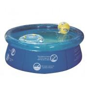 Piscina Splash Fun 1000 litros MOR 1,65m ø - Borda Inflável