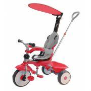 Triciclo Comfort Ride 3x1 - Xalingo com Capota e Empurrador