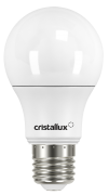 Lâmpada LED Bulbo E27 6W 3000K - Cristallux